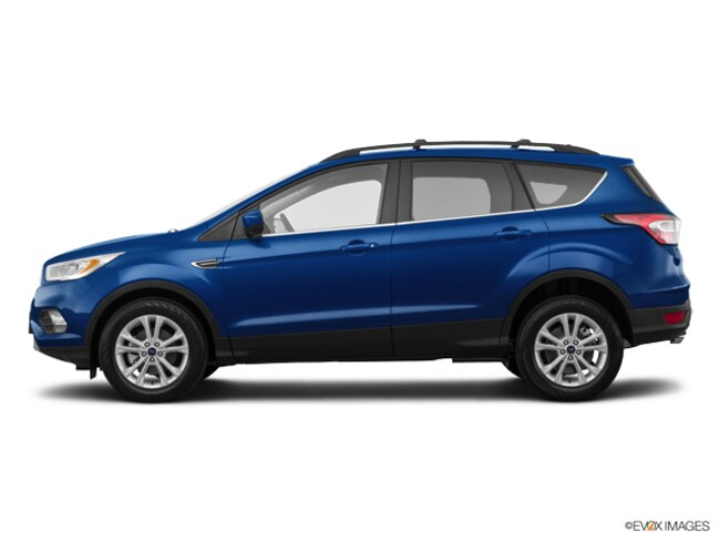 New 2018 Ford Escape SEL SUV in Lake Orion, MI
