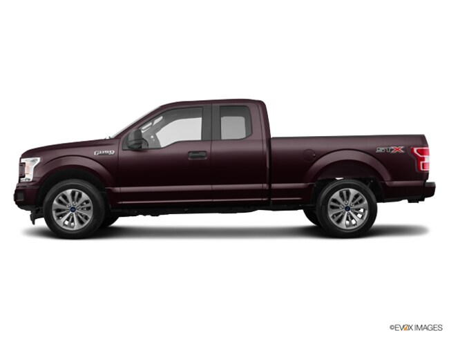 New 2018 Ford F-150 4WD Supercrew 5.5 Box Truck for sale in Fishers, IN