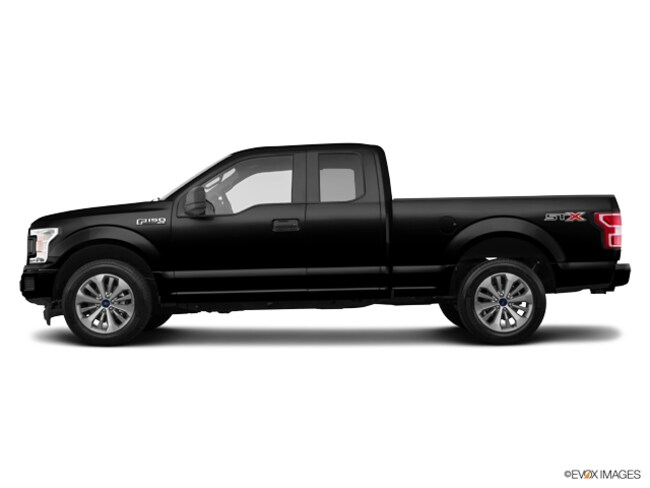 2018 Ford F-150 4WD 4x4 XLT  SuperCrew 5.5 ft. SB