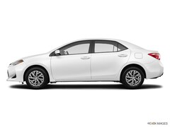 New 2018 Toyota Corolla LE Sedan Corona