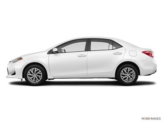 New 2018 Toyota Corolla LE Sedan Arlington