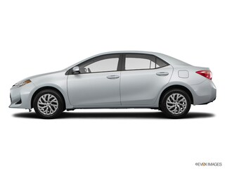 New 2018 Toyota Corolla LE Sedan Lodi, CA