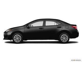 New 2018 Toyota Corolla LE Sedan serving Baltimore