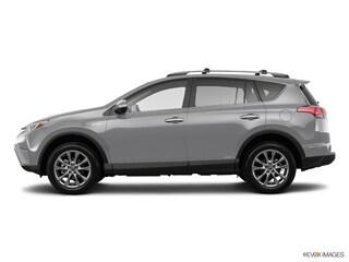 New 2018 Toyota RAV4 Hybrid Limited SUV serving Baltimore