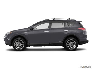 New 2018 Toyota RAV4 Hybrid Limited SUV serving Baltimore