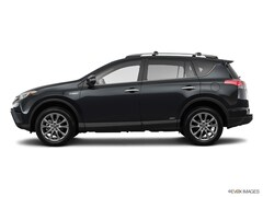 New 2018 Toyota RAV4 Hybrid Limited SUV in Avondale, AZ