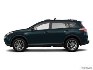 New 2018 Toyota RAV4 Hybrid Limited SUV Boston, MA