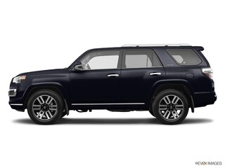 New 2018 Toyota 4Runner Limited SUV in Shreveport near Texarkana