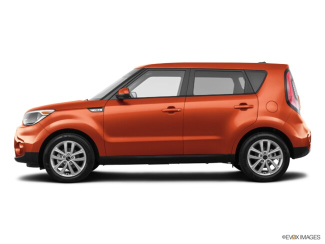 New 2018 Kia Soul + Hatchback in Billings