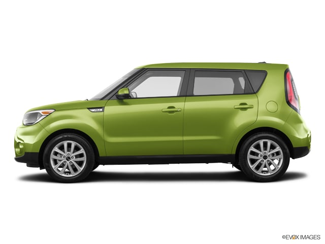 Featured new Kia vehicle 2018 Kia Soul + Hatchback for sale near you in Albuquerque, NM
