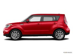 2018 Kia Soul Plus +  Wagon