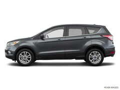 2018 Ford Escape SE SUV Front-wheel Drive