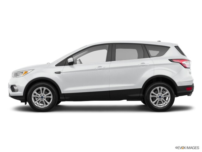 New 2018 Ford Escape SE SUV in South Bend, IN