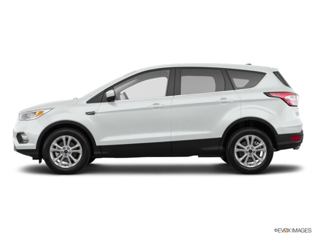 New 2018 Ford Escape SE SUV Near Atlanta