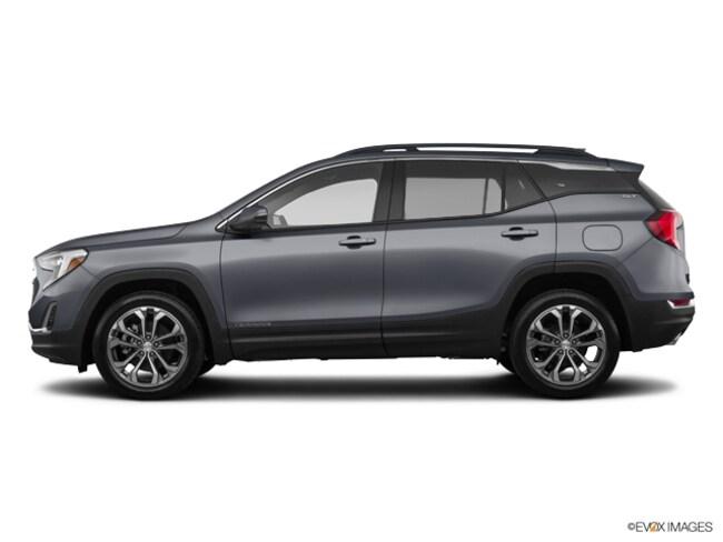 New 2018 GMC Terrain SLT SUV for sale near Greensboro
