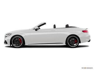 2018 Mercedes-Benz AMG C 63 S Convertible