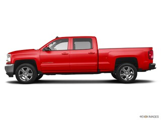 Used 2018 Chevrolet Silverado 1500 LT w/1LT Truck Crew Cab Irving, TX
