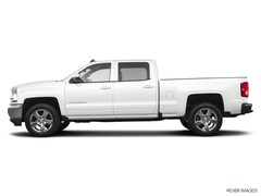 New 2018 Chevrolet Silverado 1500 LT 2WD Double Cab 143.5 LT w/1LT for sale in Macon, GA