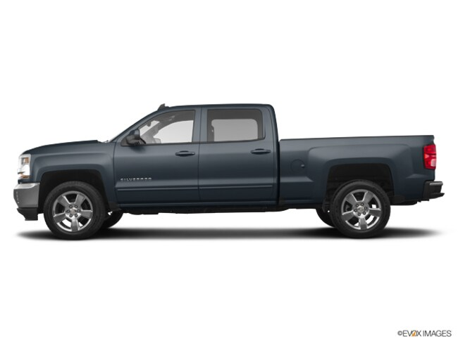 Useds 2018 Chevrolet Silverado 1500 LT w/1LT Truck Double Cab for sale in salinas, ca