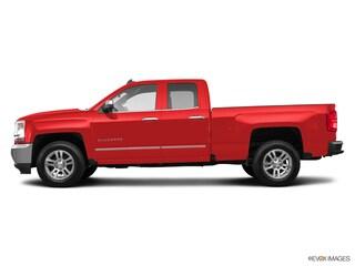 2018 Chevrolet Silverado 1500 LTZ Truck