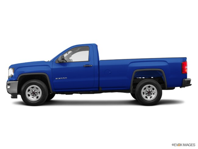 2018 GMC Sierra 1500 4x2 Double Cab 6.6 ft. box 143.5 in. WB Truck Double Cab