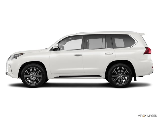 2018 LEXUS LX 570 Three-ROW SUV