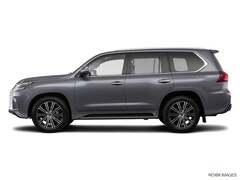 2018 LEXUS LX 570 Three-ROW LX  570 Three Row 4WD
