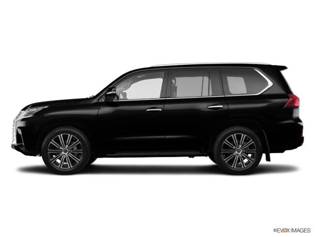 2018 LEXUS LX 570 SUV