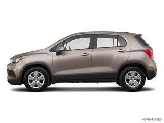 New 2018 Chevrolet Trax LS SUV Harlingen, TX