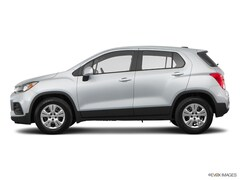 New 2018 Chevrolet Trax LS SUV Winston Salem, North Carolina