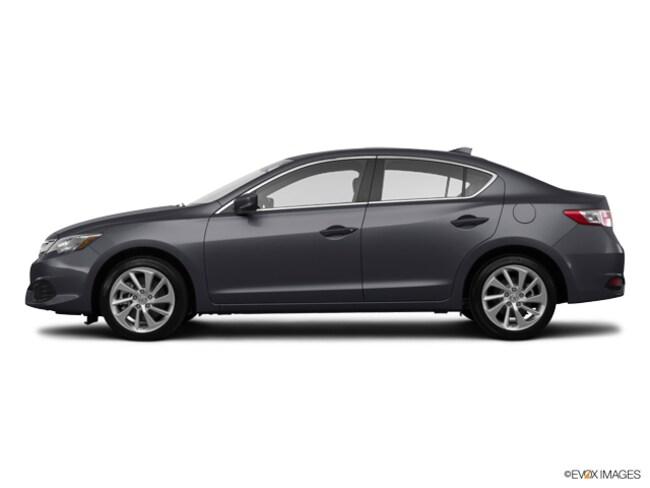 New 2018 Acura ILX Base Sedan