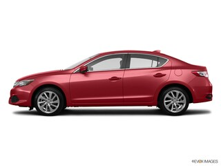 New 2018 Acura ILX Base Sedan