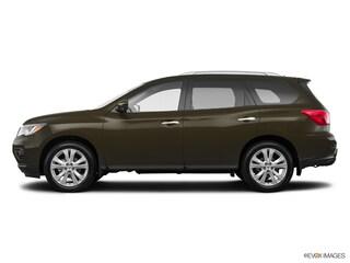 2018 Nissan Pathfinder SL SUV 5N1DR2MM1JC614194