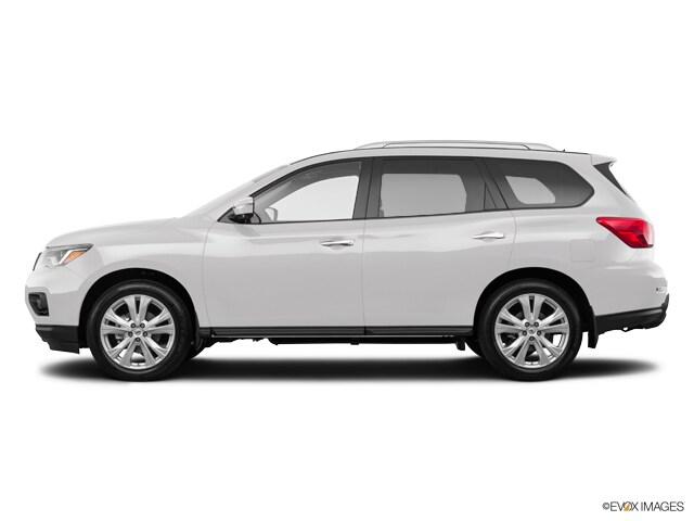 2018 Nissan Pathfinder SL SUV [FLO, PRM, P01, -Z66, BUM, Z66, B93, SG1, B94, B95, B10, L92, E10, M92, G-0, QAB, BAR, BRD, CAR]