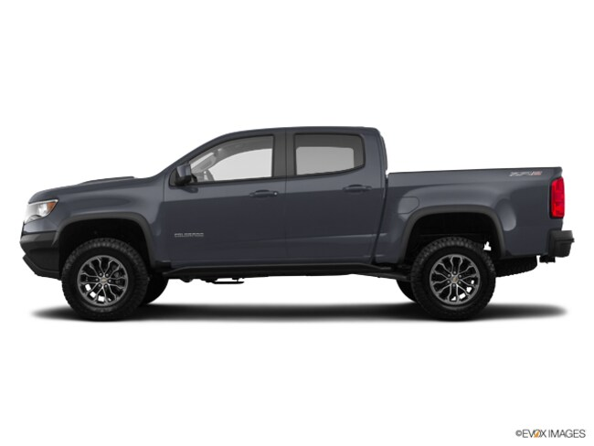 New 2018 Chevrolet Colorado ZR2 Truck Crew Cab For Sale in Lihue, HI