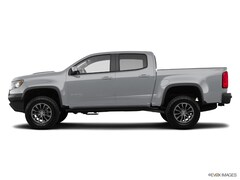 used 2018 Chevrolet Colorado ZR2 Truck Crew Cab for sale in Mountain Home, AR