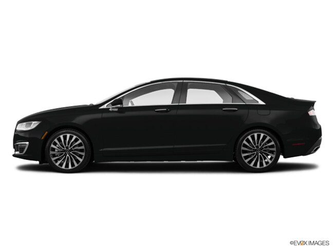 2018 Lincoln MKZ Black Label Black Label FWD