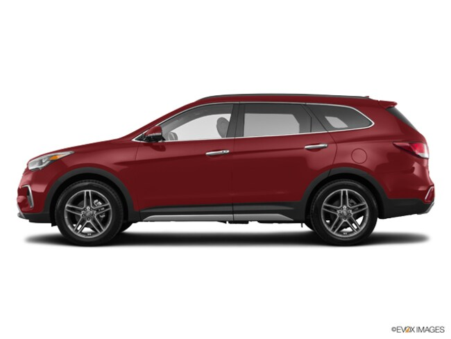 New 2018 Hyundai Santa Fe Limited Ultimate SUV Chesapeake