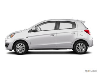 New 2018 Mitsubishi Mirage SE Hatchback Amarillo