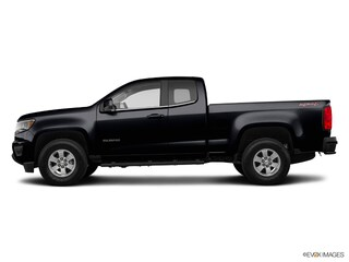New 2018 Chevrolet Colorado WT Truck Extended Cab J1230487 Danvers, MA