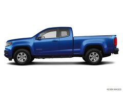 2018 Chevrolet Colorado 4WD Work Truck Truck Extended Cab