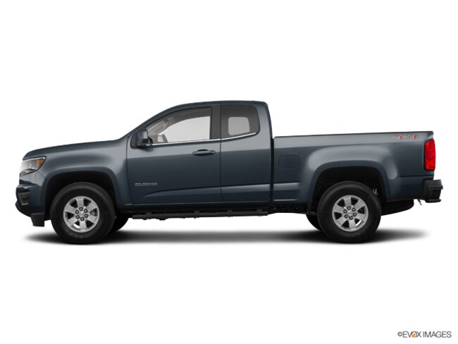 2018 Chevrolet Colorado Work Truck Truck