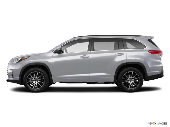 New 2018 Toyota Highlander SE V6 SUV San Antonio