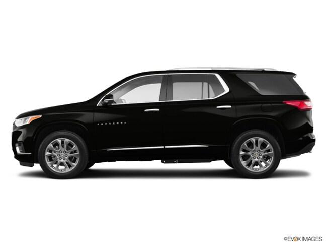 2018 Chevrolet Traverse Premier FWD  Premier w/1LZ