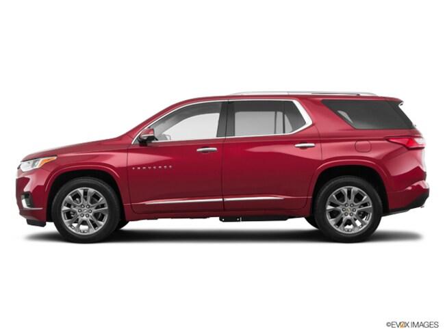 2018 Chevrolet Traverse Premier Utility