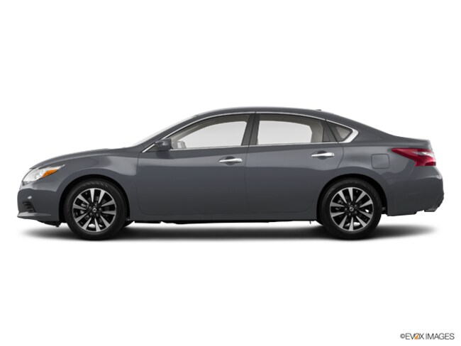 Certified Pre-Owned 2018 Nissan Altima 2.5 SV Sedan in Manchester, NH