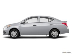 New 2018 Nissan Versa 1.6 S+ Sedan Eugene, OR