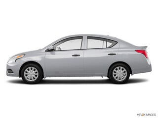 new 2018 Nissan Versa 1.6 S+ Sedan in Lafayette