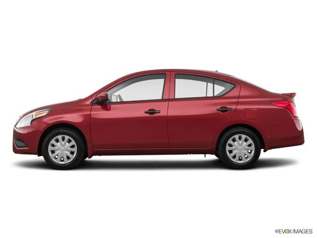 2018 Nissan Versa Sedan