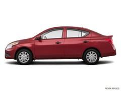 New 2018 Nissan Versa 1.6 S+ Sedan 3N1CN7AP7JL835328 in Altoona, PA